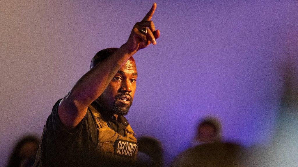 Kanye West Presidentsverkiezingen