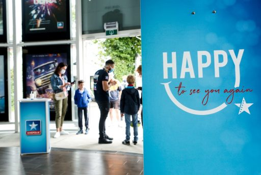 Kinepolis zag bezoekersaantal met 76 procent crashen: 'We gaan nu in pauzestand'