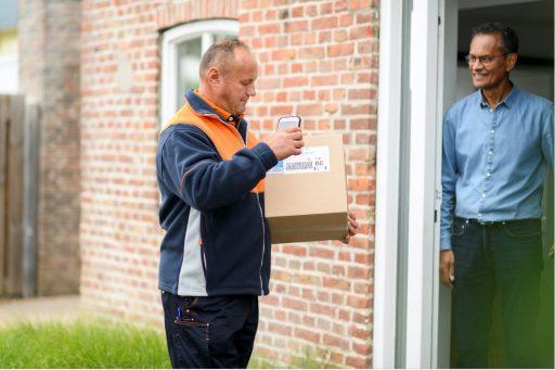 PostNL levert vaccins en medicijnen aan huis in België