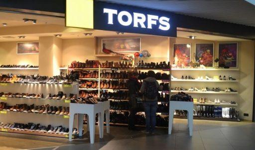 Torfs verkocht tot zes keer meer online na faillissement Brantano
