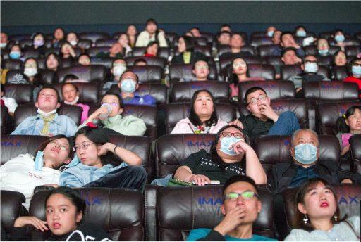 Chinese bioscopen halen VS in als best verdienende ter wereld