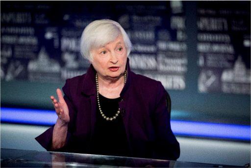 Biden benoemt voormalig Fed-voorzitter Janet Yellen tot minister van Financiën