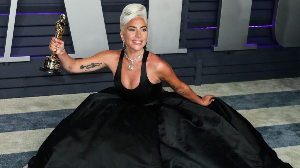 Lady Gaga Bullet Train