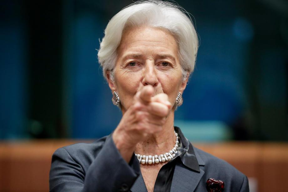 BCE : La crise va 'changer profondément' nos économies, et l'Europe est 'en excellente position'
