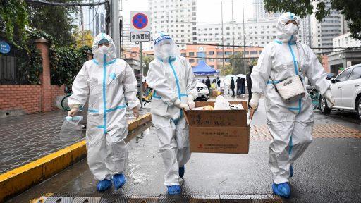 China plaatst stad van 4 miljoen inwoners in lockdown na 6 positieve Covid-gevallen