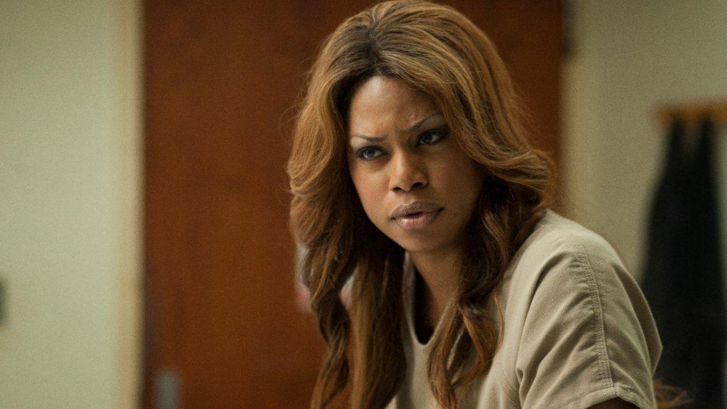 Laverne Cox Sophia Orange is the New Black