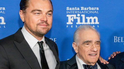 Leonardo DiCaprio Martin Scorsese 2019