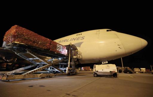 Luchthaven Liege Airport mag nieuwe mijlpaal melden
