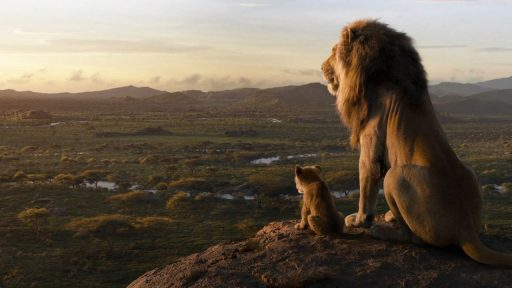 Lion King 2019 screepcap