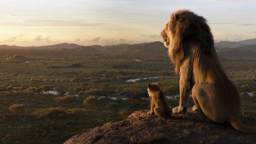 Lion King 2019 screepcap