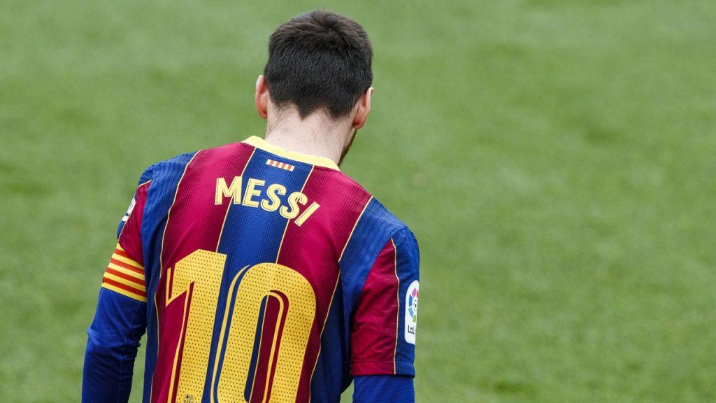 Lionel Messi FC Barcelona rug