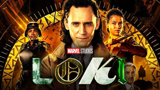 Loki Disney+ poster