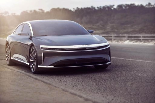 On en sait plus sur la Lucid Air, la future grande rivale de Tesla