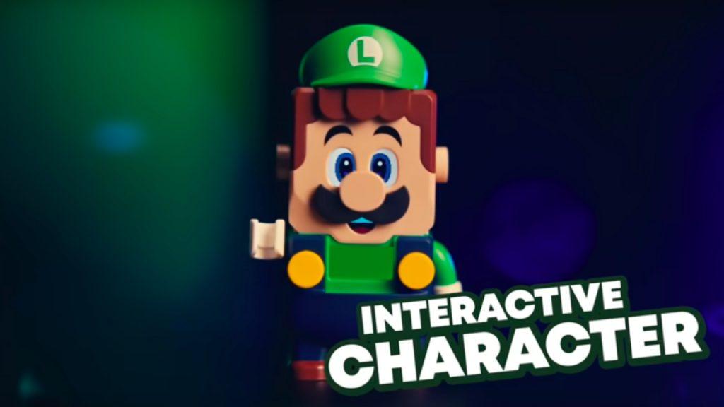 Luigi Lego