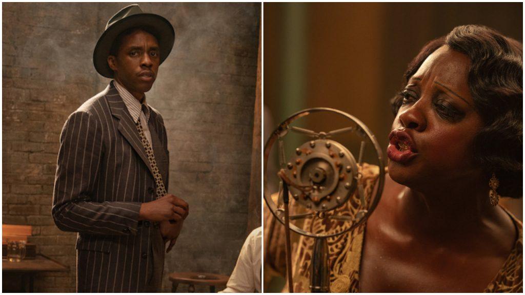 Ma Rainey's Black Bottom Viola Davis Chadwick Boseman
