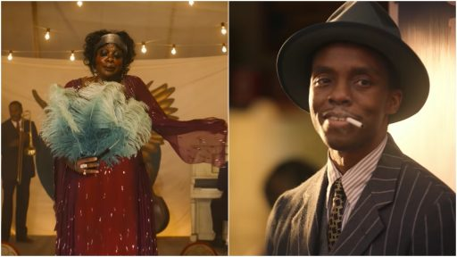 Ma Rainey's Black Bottom Viola Davis Chadwick Boseman Trailer Netflix