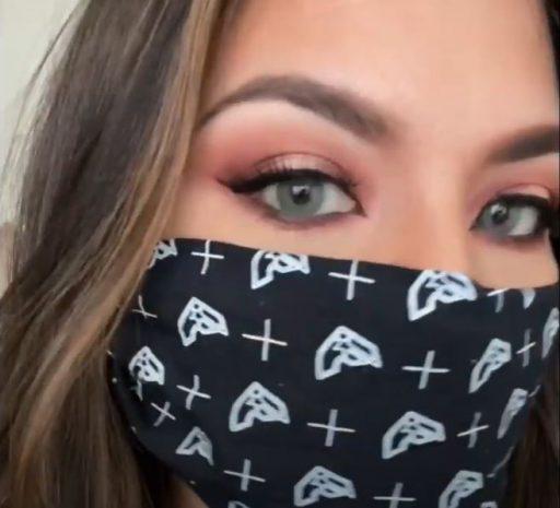 Koploper: meer oogmake-up verkocht in de coronacrisis terwijl lipsticksector duikt