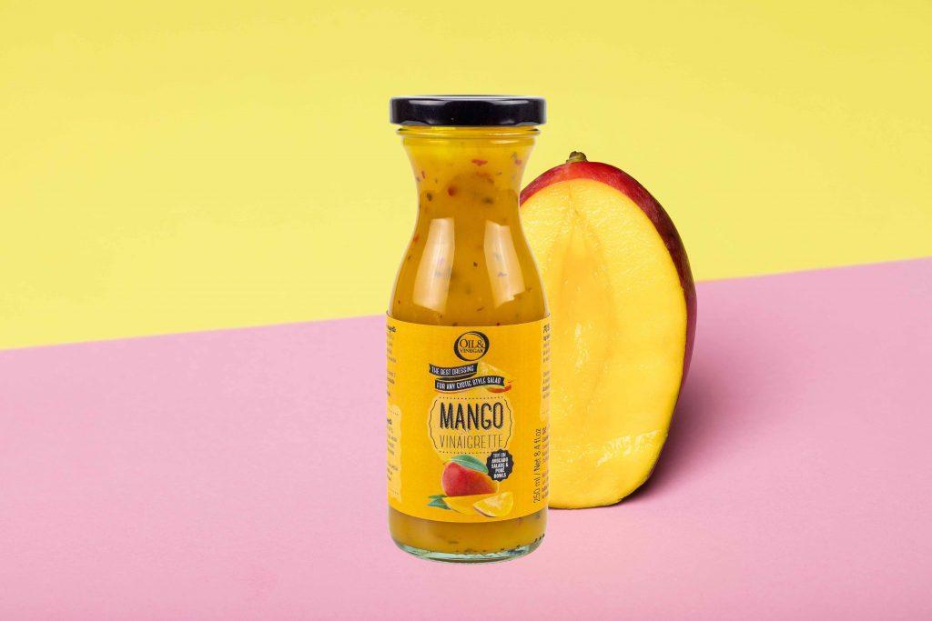 Vangst van de dag: de Mango Vinaigrette met Spaanse wijnazijn van Oil & Vinegar