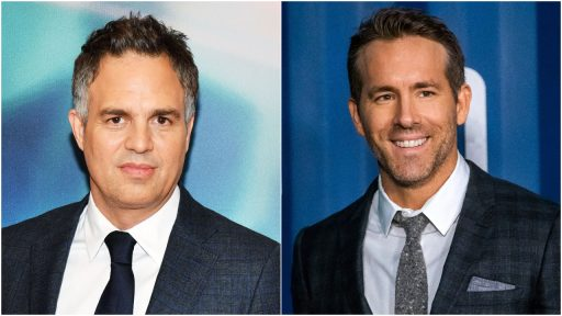 Mark Ruffalo Ryan Reynolds The Adam Project