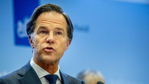 Mark Rutte premier Nederland