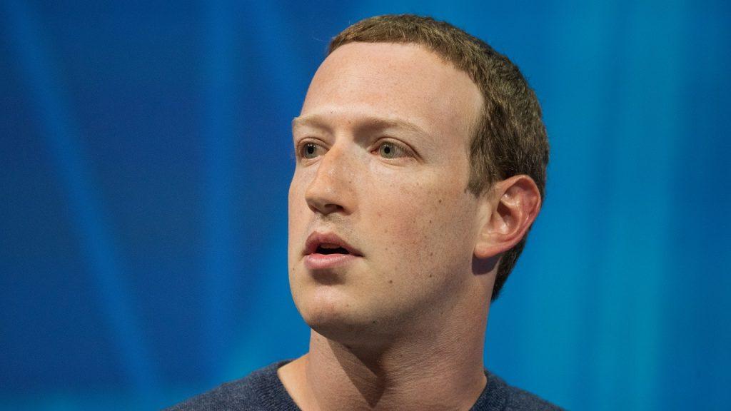 Mark Zuckerberg CEO Facebook