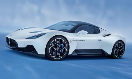 Fiat Chrysler place de grands espoirs dans Maserati