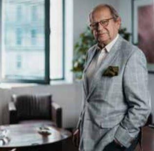 Bekaert-telg en havenondernemer Maurice Velge overleden