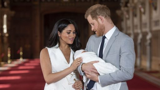 Meghan Markle Harry Archie