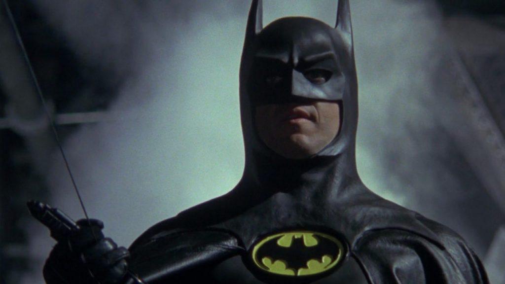 Michael Keaton als Batman