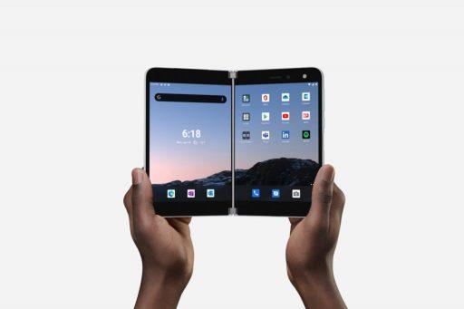 Microsoft dévoile la Surface Duo, son premier Smartphone depuis la fin des Windows Phone