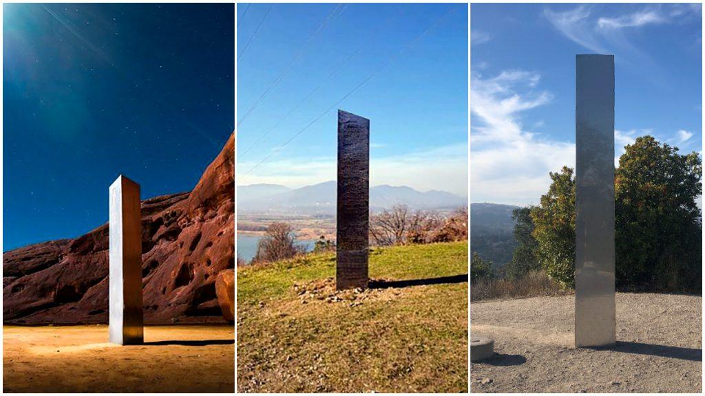 Monoliet Utah Roemenië Californië