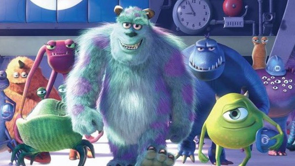 Monsters Inc Spin-Off