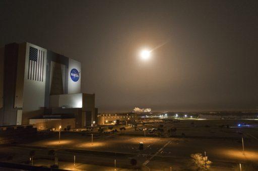 NASA verdeelt meer dan 30.000 euro onder ideeën voor toilet op de maan
