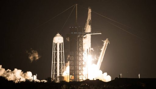 NASA en SpaceX brengen astronauten naar het ISS, voor het eerst sinds lang zonder Russische hulp