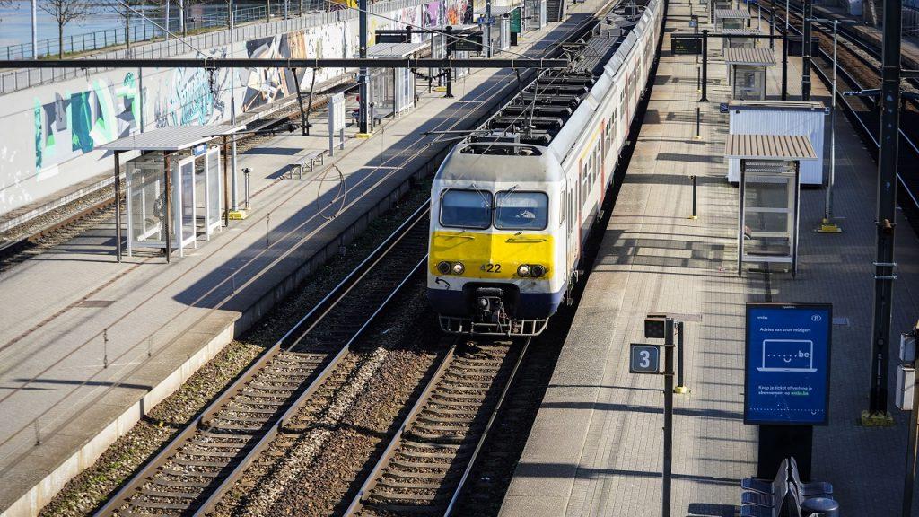 NMBS trein