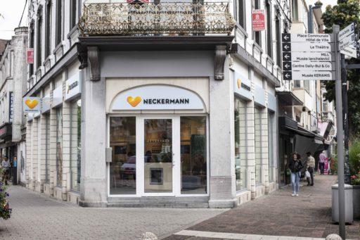 Neckermann est au bord de la faillite : 180 emplois menacés