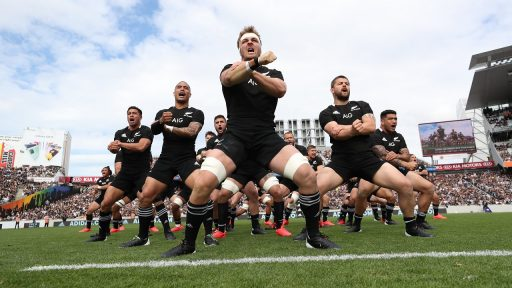 Nieuw-Zeeland All Blacks haka