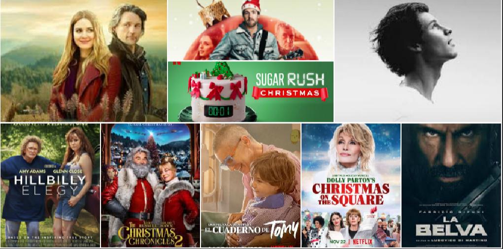 Nieuw op Netflix deze week: de nieuwe titels baden (bijna) allemaal in de kerstsfeer, Dolly Parton en Shawn Mendes zorgen voor de muzikale noot
