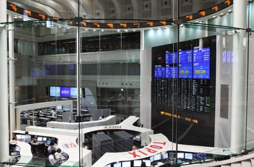 Hele dag geen handel op beurs van Tokio door netwerkproblemen