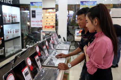 Productie van laptops verschuift van China naar Thailand en Vietnam