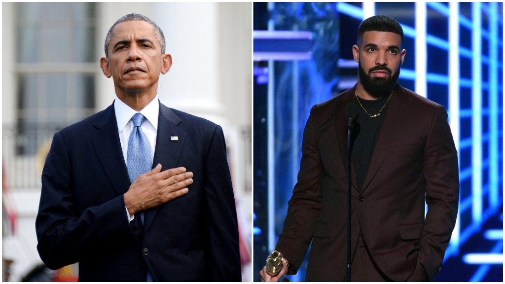 Obama Drake Biopic