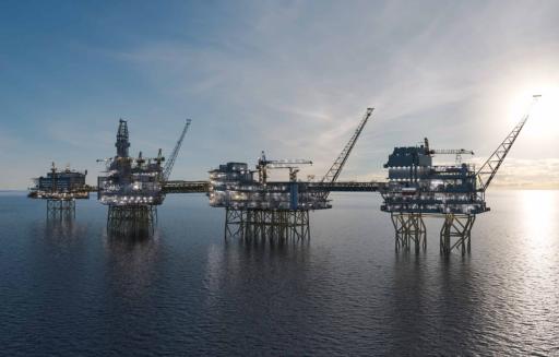 Geen budgetten meer voor ontmanteling afgeschreven olieplatforms?