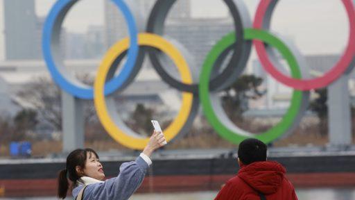Olympische Spelen Tokyo Japan