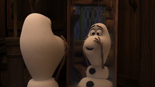 Once Upon a Snowman Olaf Frozen Disney