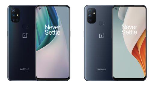 OnePlus presenteert twee nieuwe smartphones van Nord-line-up