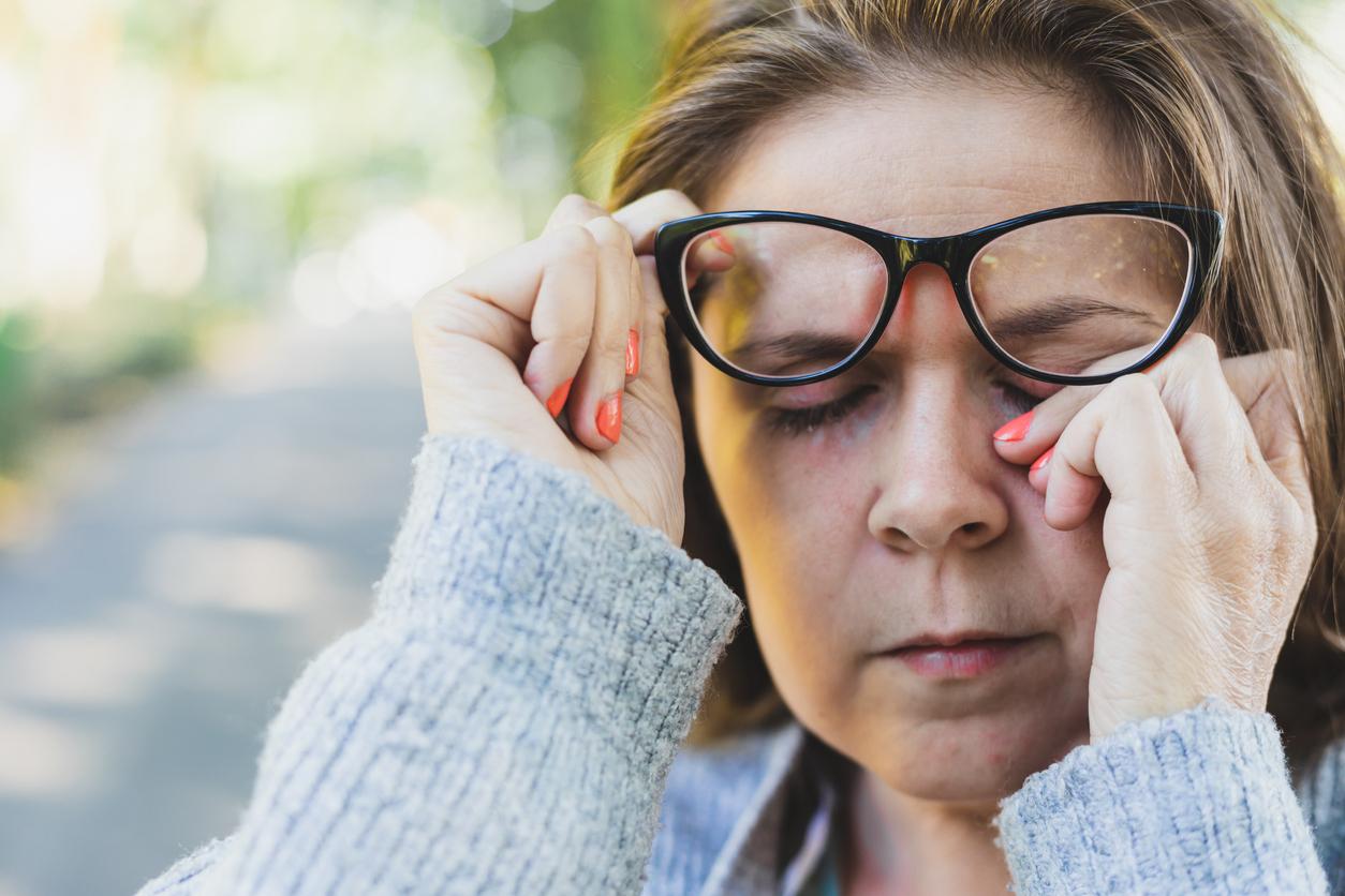 Infection oculaire: types, symptômes et traitements