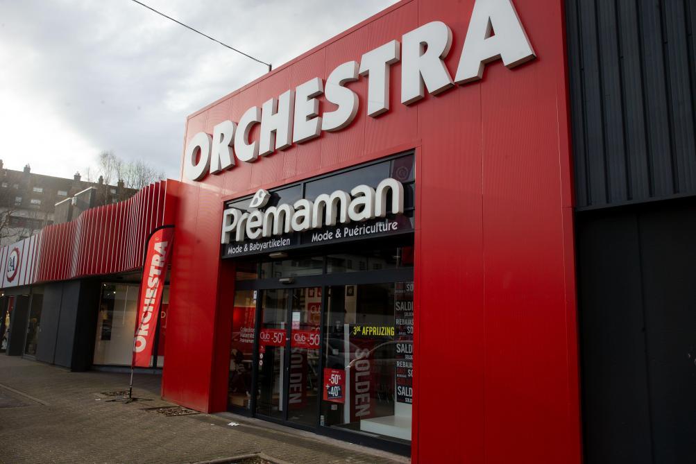 Faillite d'Orchestra Prémaman: 116 emplois seront sauvés en Belgique