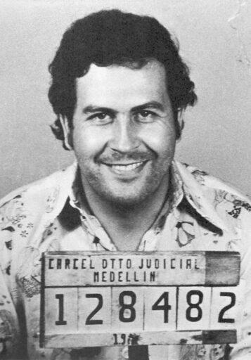 Neef van drugsbaron Pablo Escobar vindt 18 miljoen dollar