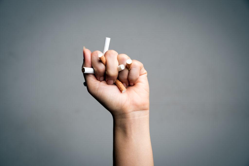 Pact for life: Tabakoloog geeft tips om te stoppen met roken