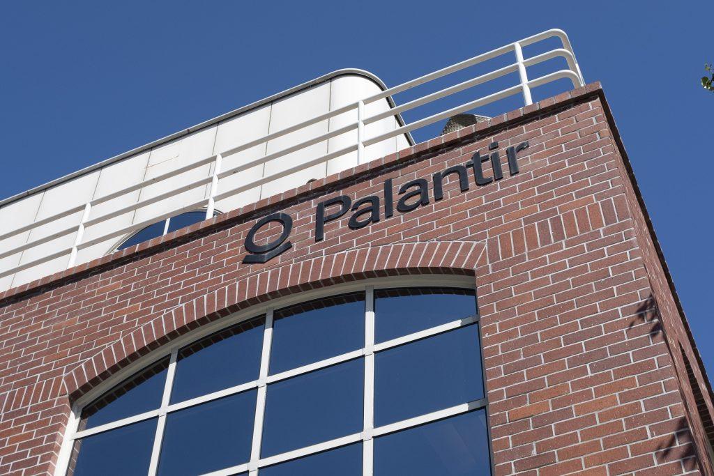 Le géant du big data Palantir veut lever un milliard de dollars
